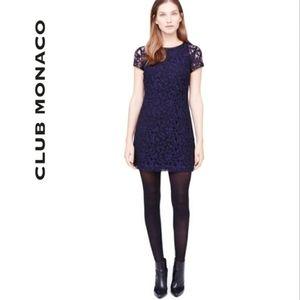 Club Monaco Lace Dress